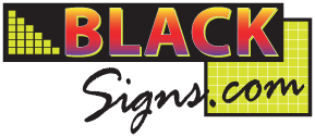 blacksigns.com