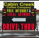 4′ x 8′ Original Black Sign